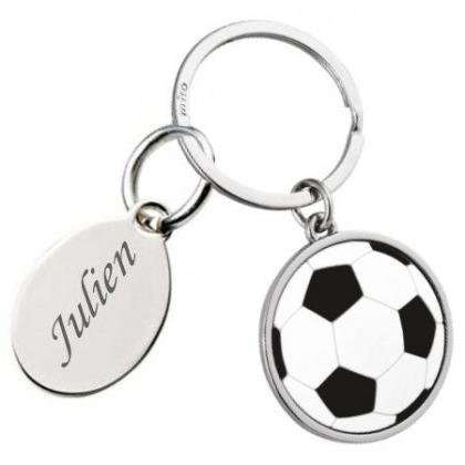 Porte clés ballon de...